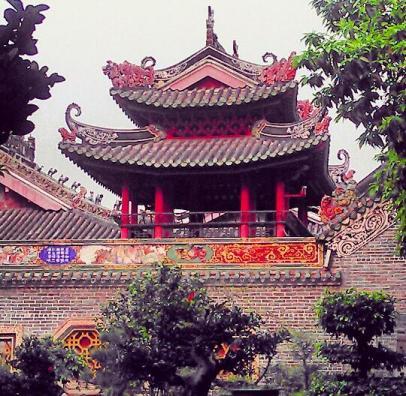 Zumiao Temple Foshan